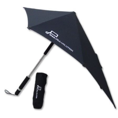 SENZ Umbrellas × NEXTIDEVOLUTION1