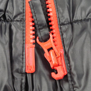 Raincoat Zipper