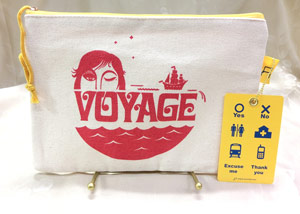 POUCH VOYAGE